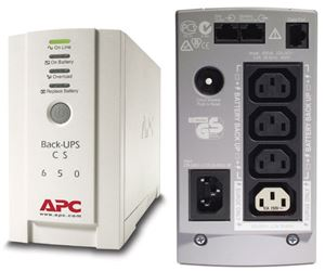 Slika od APC Back-UPS CS BK650EI, 650VA/400W
