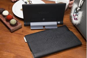 "Slika od Lenovo navlaka za tablet Yoga 3 8"", crna"