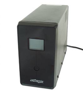 Slika od Gembird UPS EG-UPS-034 with LCD display, 1500VA/900W