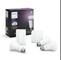 Slika od Philips HUE starter kit 3, White and Color Ambiance