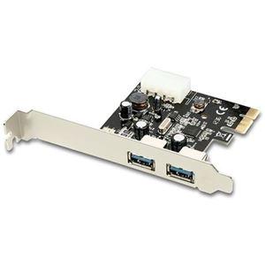 Slika od USB 3.0 kontroler PCIe (2 porta) Axagon PCEU-23R