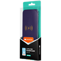 Slika od Power bank CANYON CNS-TPBW8P Purple, builted in wireless charger function, 8000 mAh